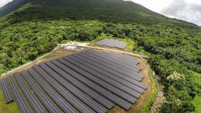 solar farms are often built on otherwise valuable farmland, or natural habitat