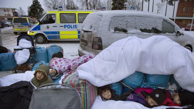sweden will become a 3rd world country by 2030