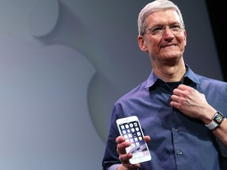 Apple CEO Tim Cook announced Apple will invest $1 billion in US manufacturing facilities