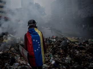 sanctions will not work in Venezuela