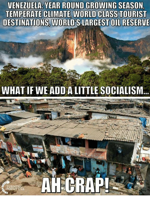venezuela is an economic disaster, but sanctions won't make it better