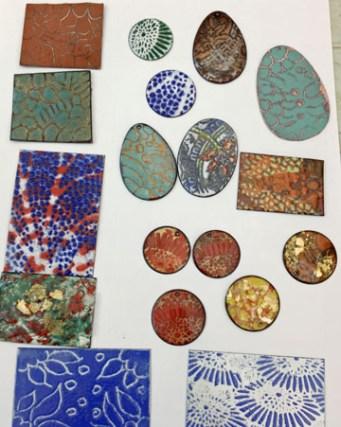 Workshop samples