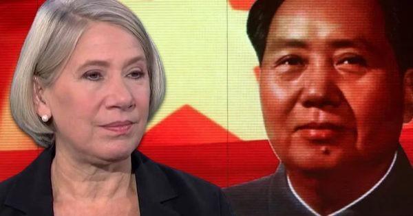 Anita Dunn, Mao Zedong