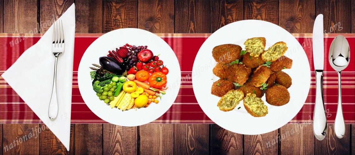 National Dish of Egypt – Falafel