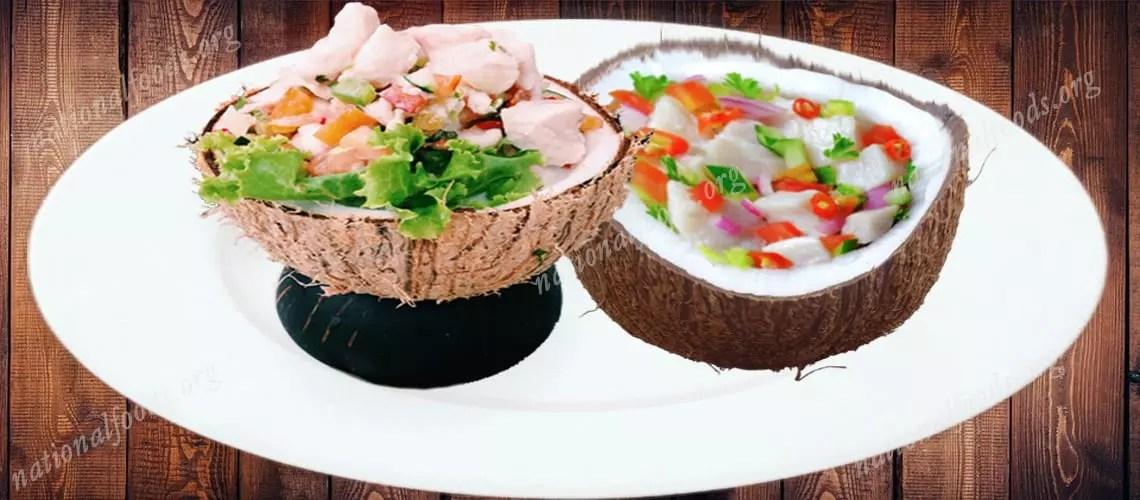 National Dish of Fiji – Fijian Kokoda