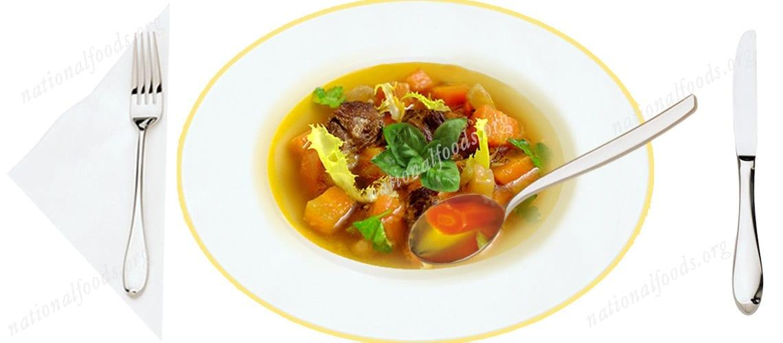 National Dish of France – Pot au Feu