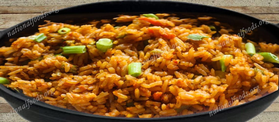 National dish of ghana jollof rice national dish of the world national dish of ghana jollof rice ccuart Gallery