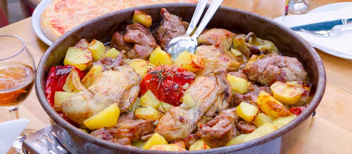 National Dish of Croatia – Istrian Yota