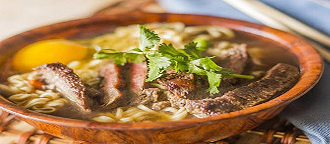 National Dish of Japan – Ramen
