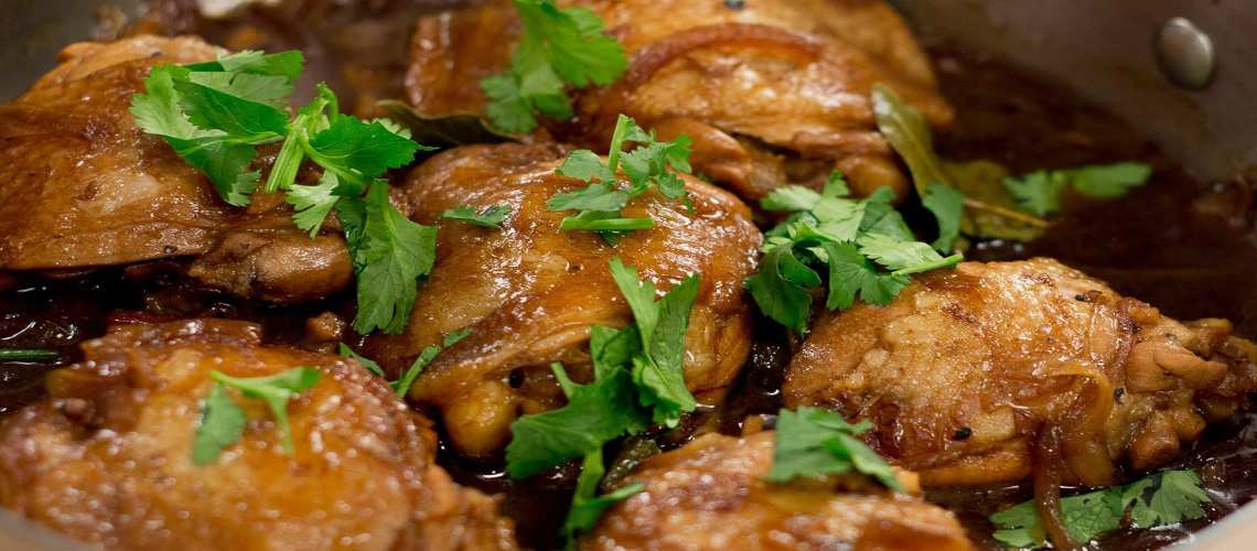 National Dish of the Philippines Adobo