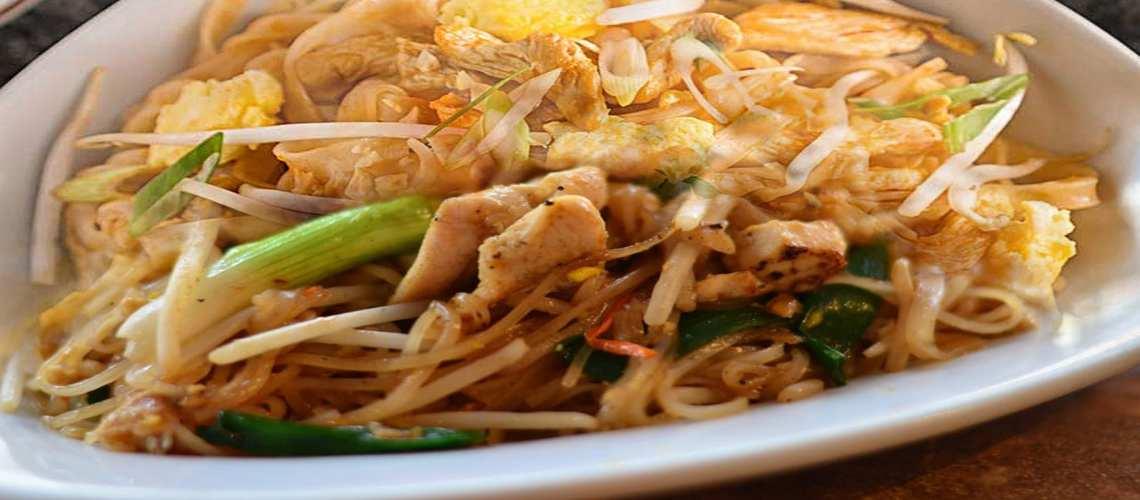 National Dish of Thailand Pad Thai