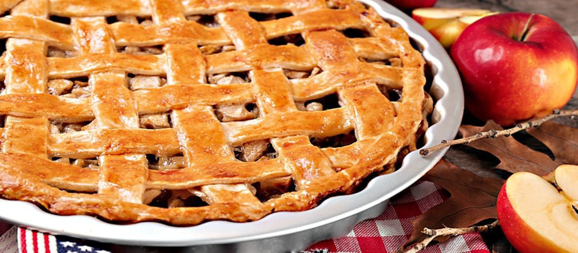 National Dish of United States –  Apple Pie