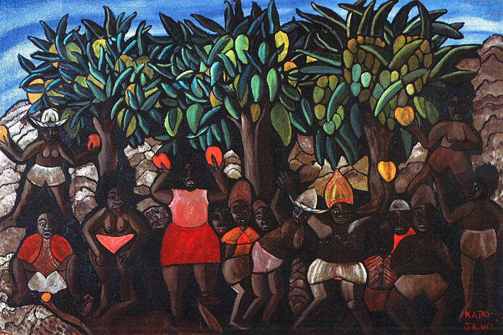 MAT - Happiness in a Mango Walk, 1973