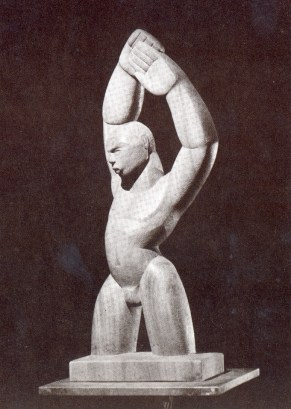 Edna Manley - Prophet (1935)1935), Collection: NGJ