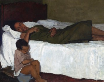 Barrington Watson - Mother and Child (1958-59), Collection: NGJ
