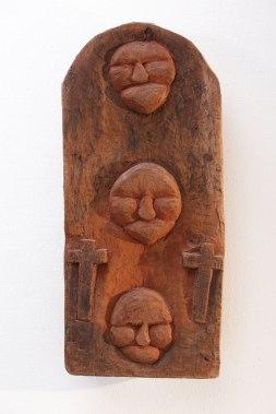 Errol Lloyd Atherton - Cross Spirits (1996), Wayne and Myrene Cox Collection.