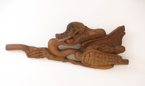 Errol McKenzie - Moon Pelican (2003), Wayne and Myrene Cox Collection..