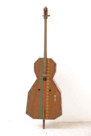 Everald Brown - One String Base (1960), Wayne and Myrene Cox Collection