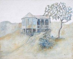 Graham Davis - Frienship Cottage (1980), Annabella and Peter Proudlock Collection
