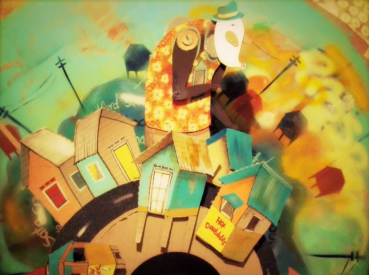 Wendell McShine (Trinidad and Tobago) - Prosper (2014, animation still)