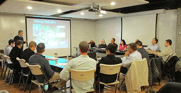 Hemp Investor Meeting - National Hemp Association
