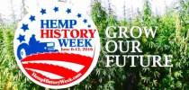 7th Annual Hemp History Week is Here!
