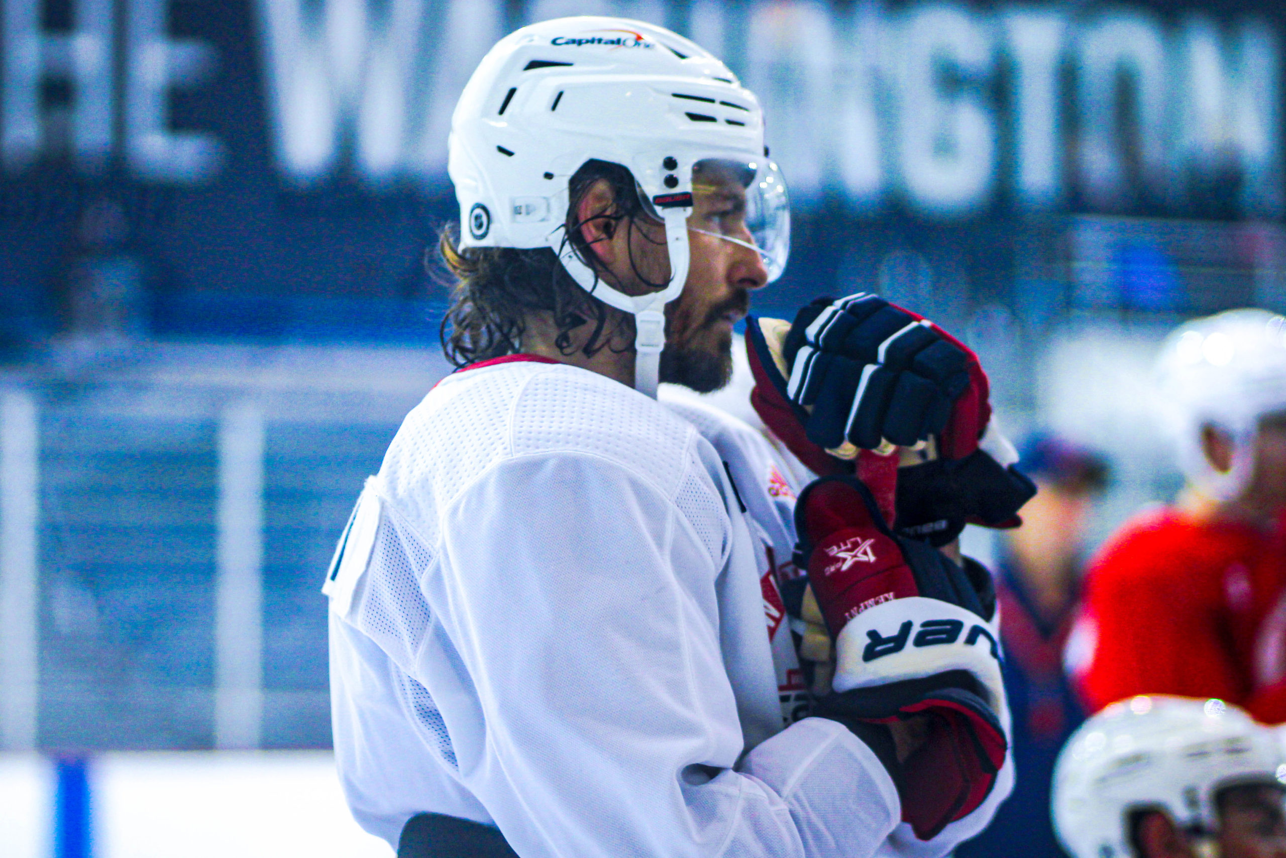 Capitals Training Camp Notebook: Kempny, McMichael To Suit Up vs. Bruins