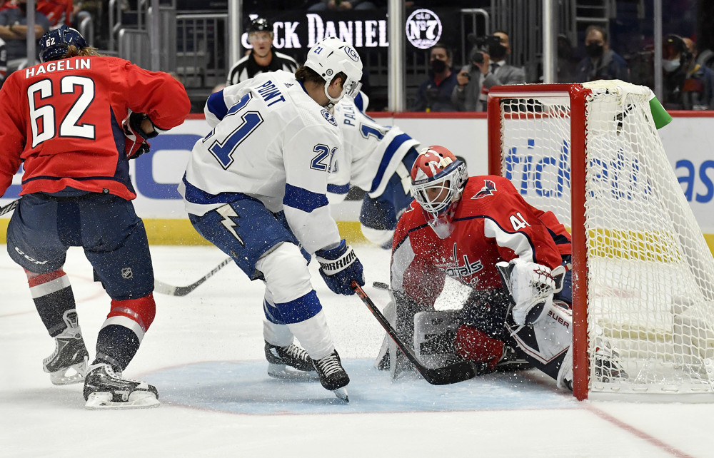 Control Of The Crease: Have Capitals Found Full-Time Starter In Vanecek?