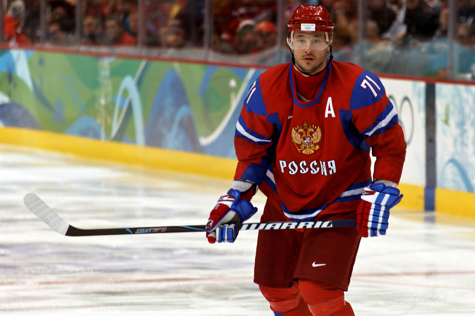 Former Capital, NHLer Kovalchuk Named GM Of Russian Olympic Committee Hockey Team