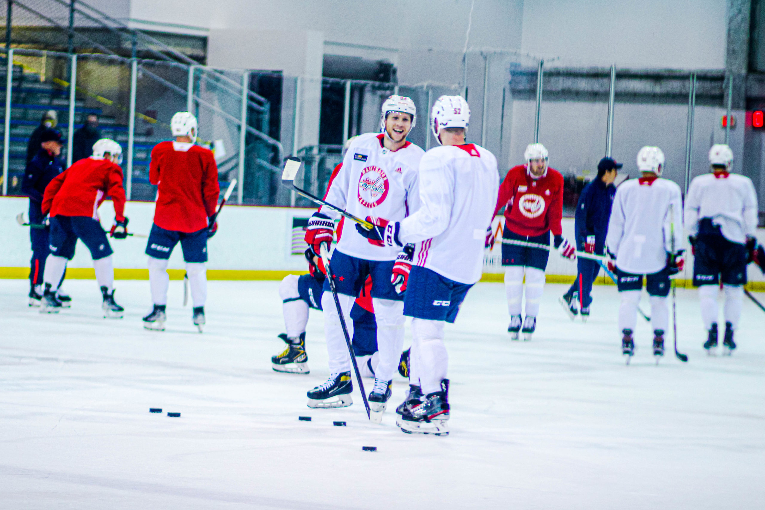 Capitals Game Day Notebook: Team Sticking With What Worked vs. Bolts, Cholowski Arrives
