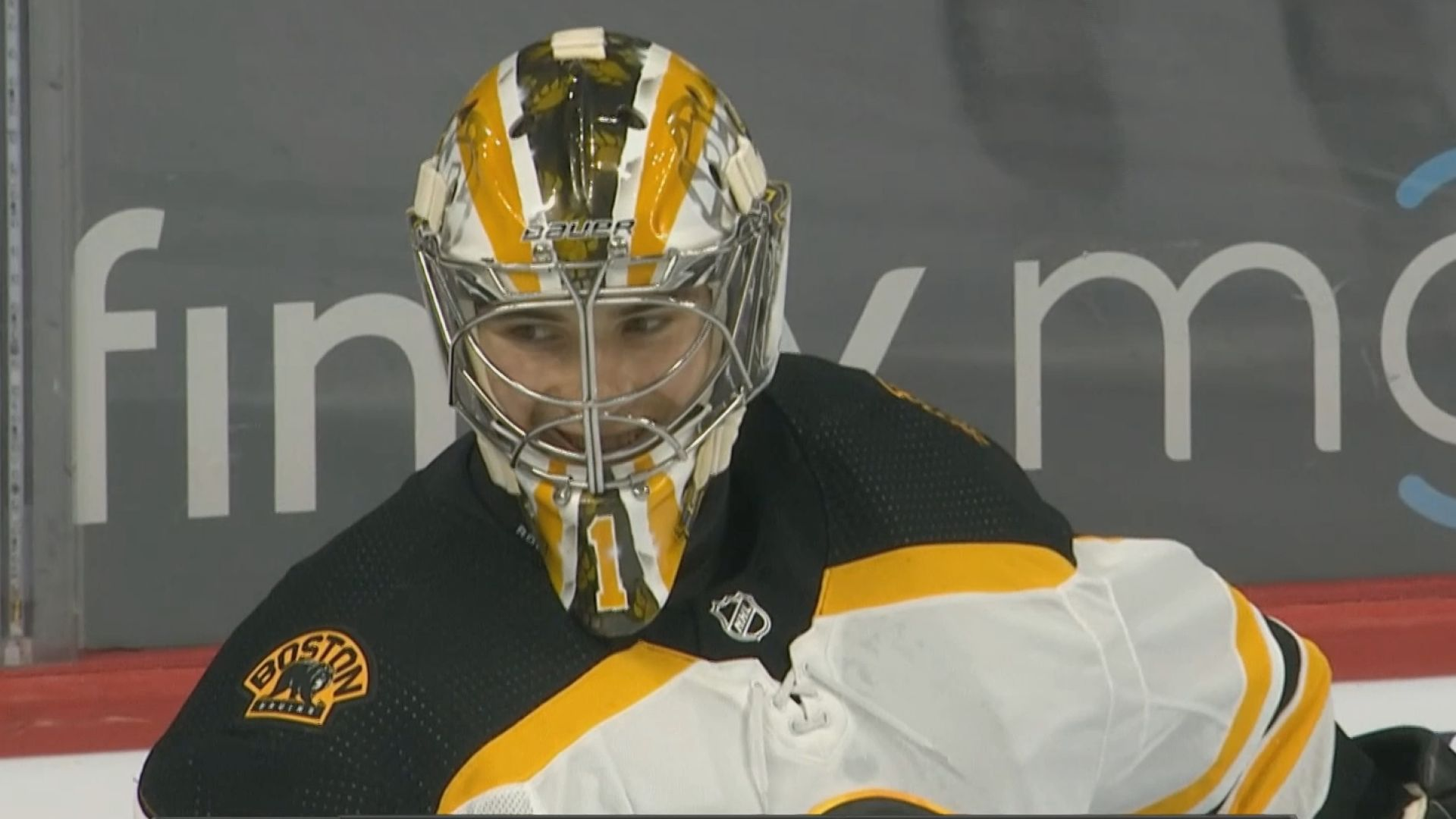 Goalie Schedule For Bruins Will Be 'Month-To-Month, Performance Driven'