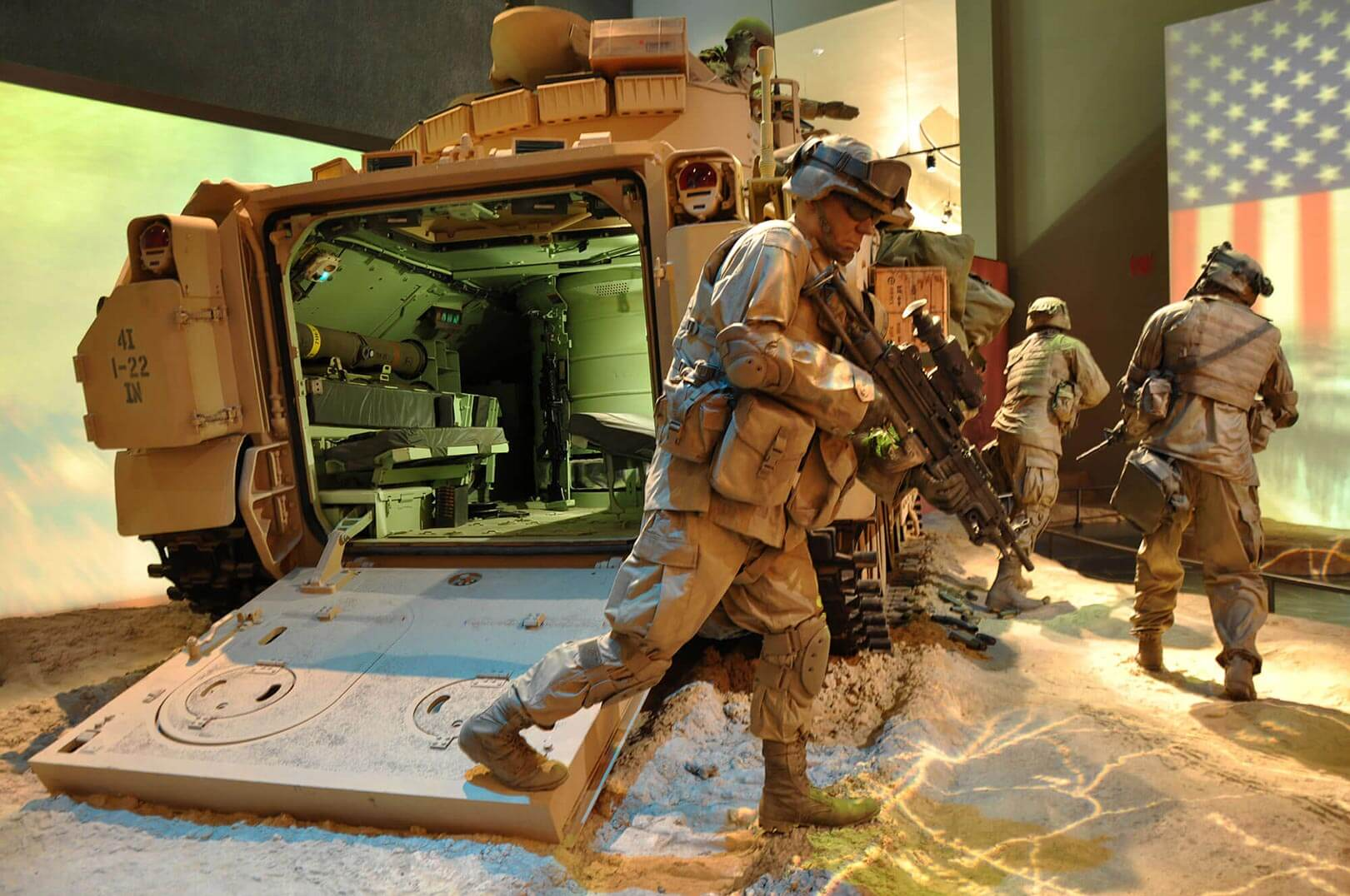 National Infantry Museum Amp Sol R Center