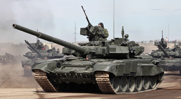 One of Russia's Most Powerful Tanks Is Coming to the ...