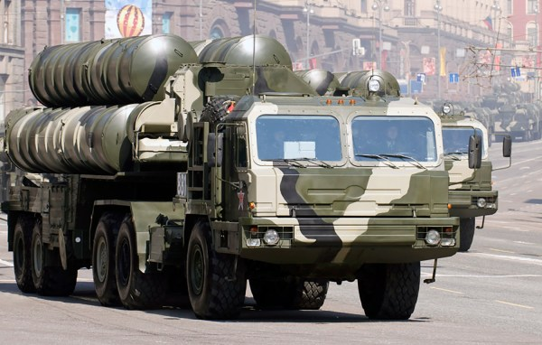 Turkey Wants Russia's S-400 Air Defense System   The ...