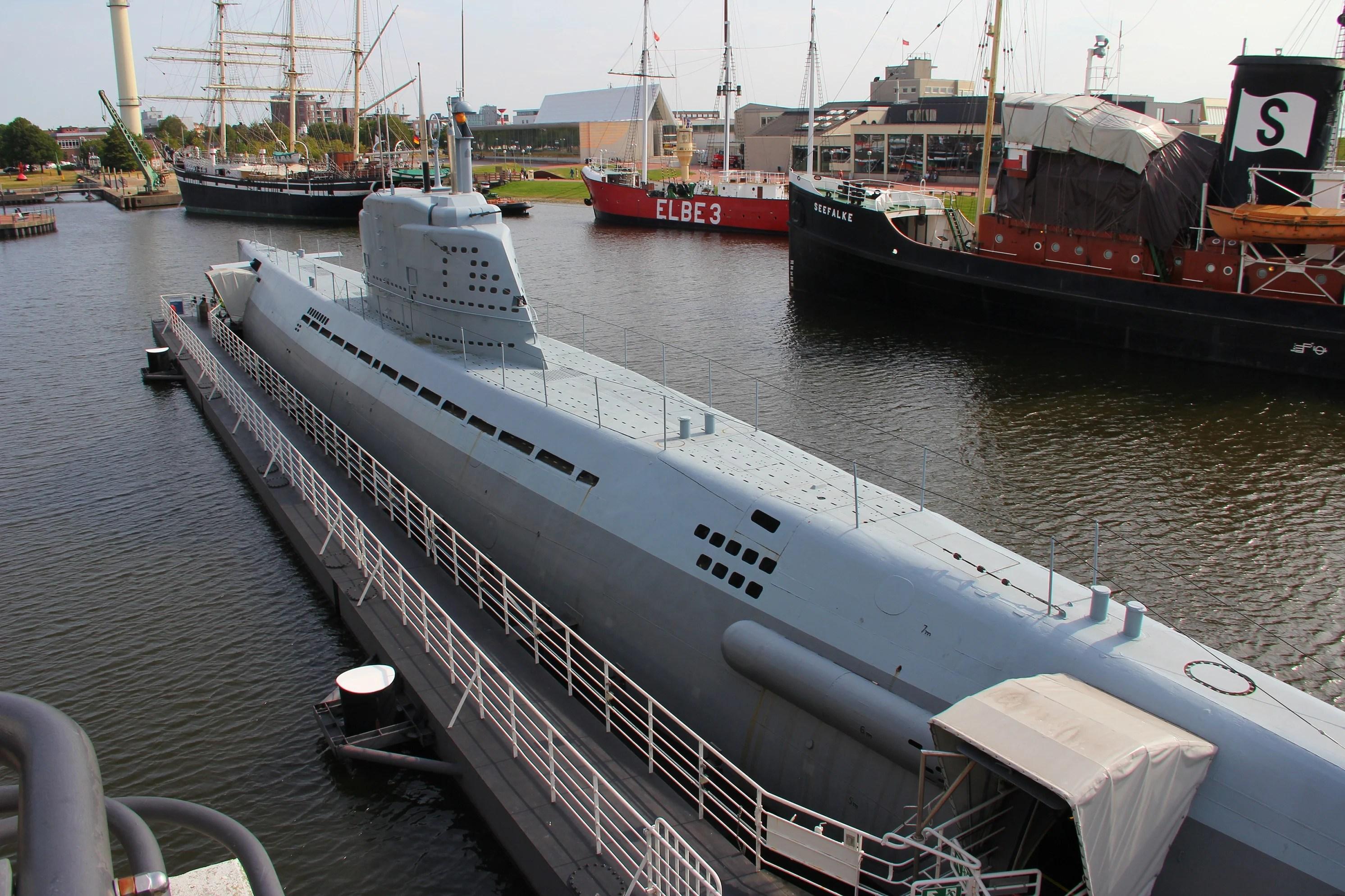 Why Nazi Germany S Super Submarines Were A Super Failure