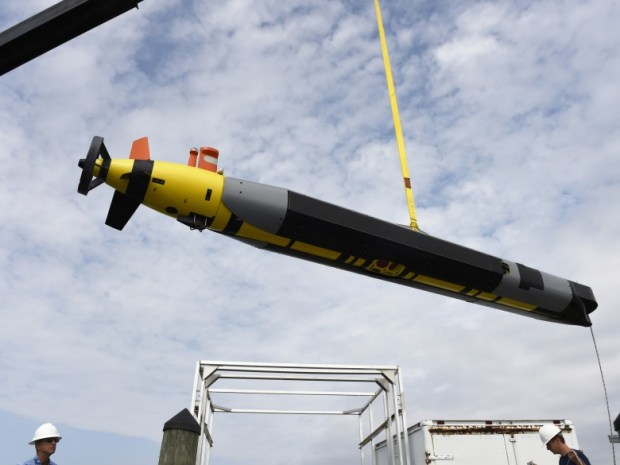 Russia vs. America: The Race for Underwater Spy Drones