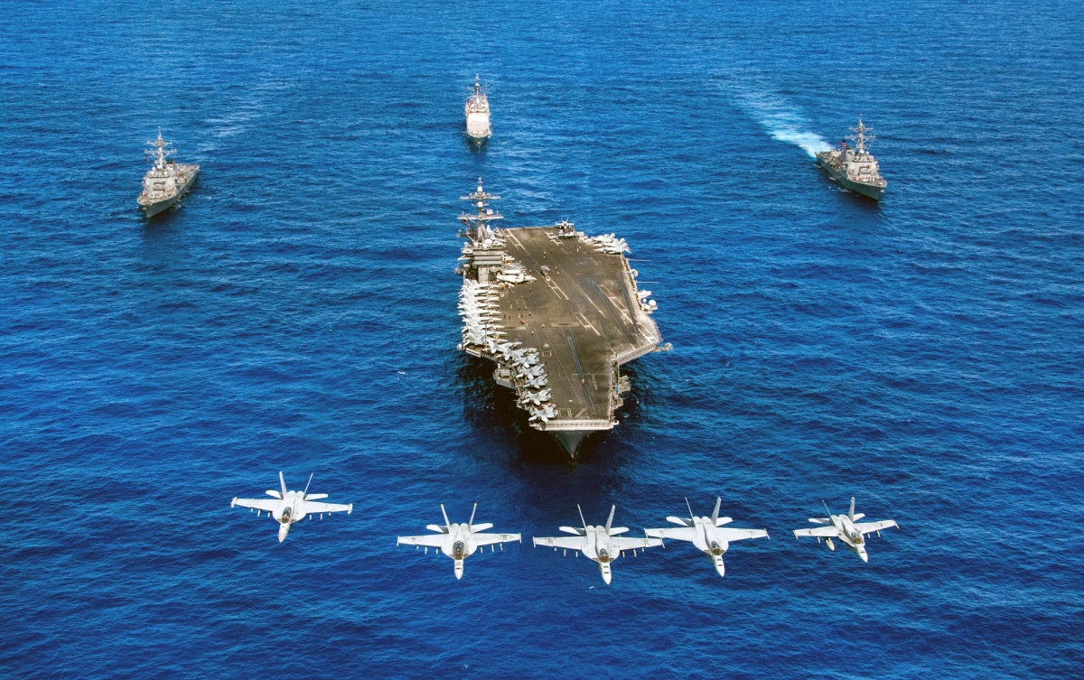 This Is the Navy's Master Plan to Kill China's Aircraft ...