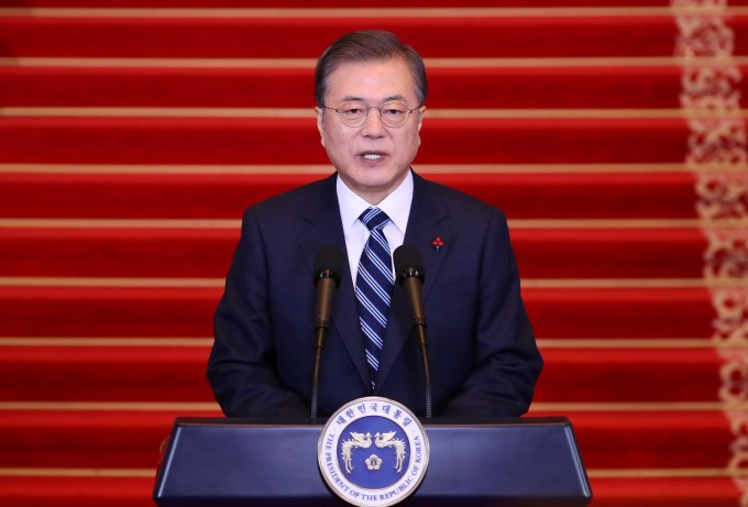 Moon Jae-in Wants Peace with North Korea. There's Just One Problem ...
