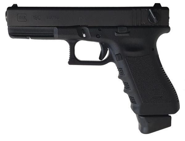 The Glock 18: The Machine Gun That You Can't Buy | The ...