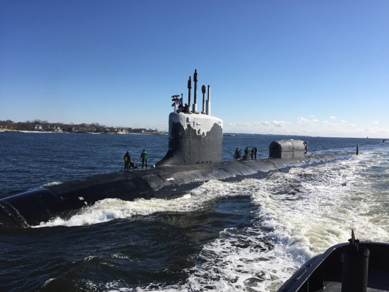 this invention could turn u.s. nuclear submarines into quasi