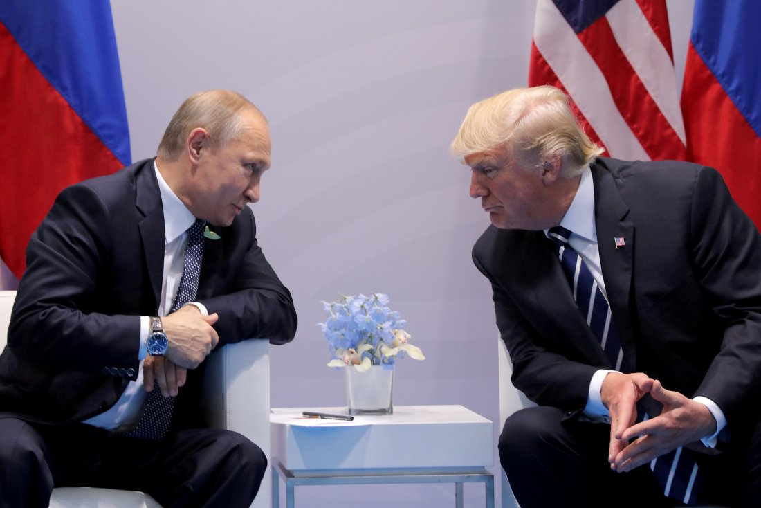 An Agenda for the Trump-Putin Summit   The National Interest