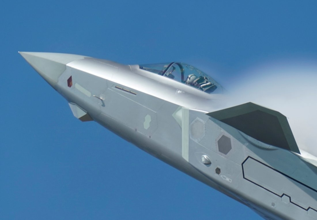 Why China's J-20 Stealth Fighter Doesn't Need to Be an F ...