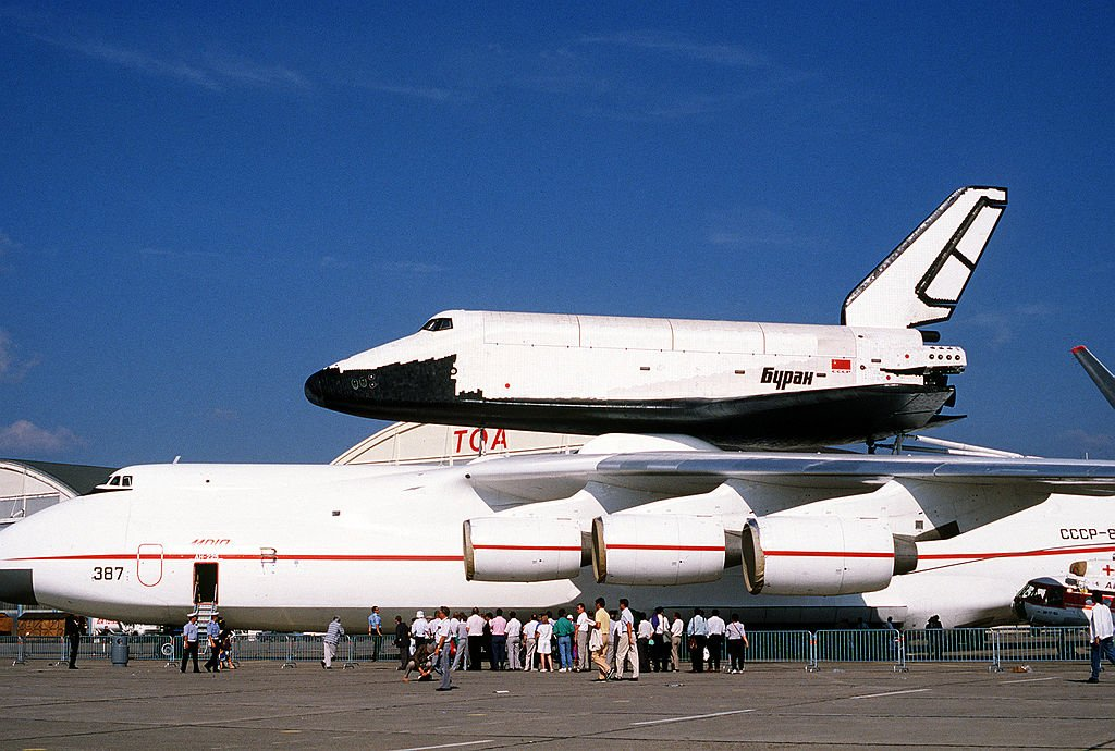 The Sad Story of Russias Space Shuttle Program The
