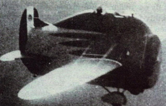 Don't Let This Fuzzy Image Fool You: The 'Flying Barrel' Plane Was Real