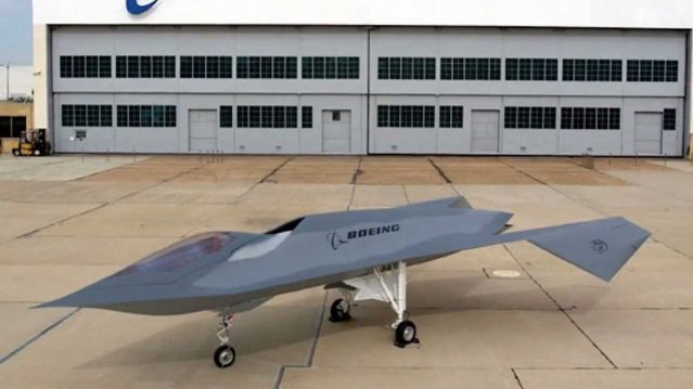 From Area 51 to Museum: 'Bird of Prey' Stealth Plane is Now on Display
