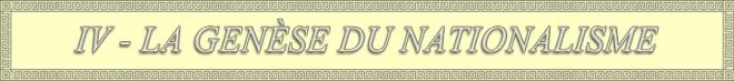 la_genese_du_nationalisme