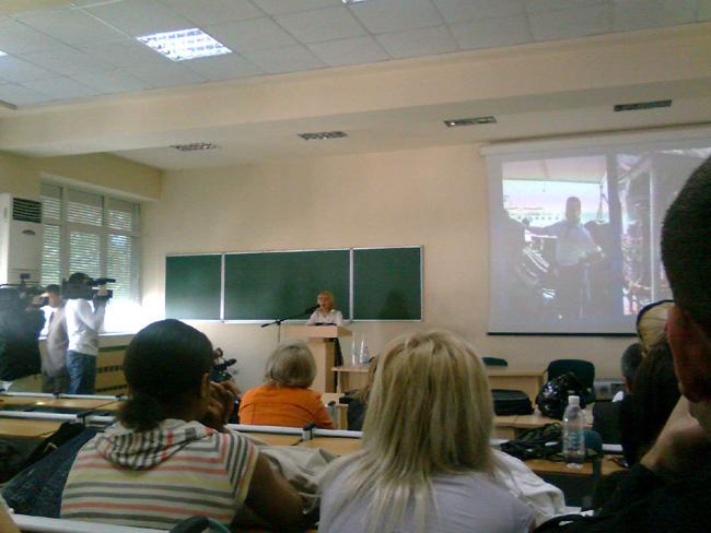 """В МА -  Варна връчиха сертификатите за """"Морска медицина"""""""