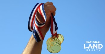 Olympic Gold and Your Land Goals