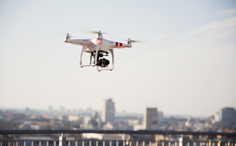 Soaring to New Heights With Drones: The Rise of UAVs in Construction Projects