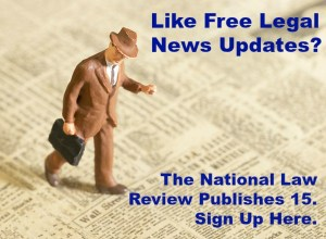 National Law Review Legal News Updates
